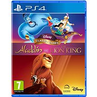 Disney Classic Games: Aladdin and the Lion King – PS4 - Hra na konzolu