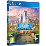 Cities: Skylines - Parklife Edition - PS4 - Hra na konzolu