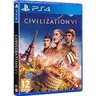 Sid Meiers Civilization VI - PS4 - Hra na konzolu