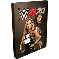WWE 2K20 Steelbook Edition – PS4 - Hra na konzolu