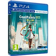 CoolPaintr VR: Deluxe Edition - PS4