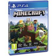 Minecraft: Bedrock Edition – PS4 - Hra na konzolu