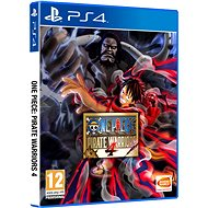 One Piece Pirate Warriors 4 – PS4 - Hra na konzolu