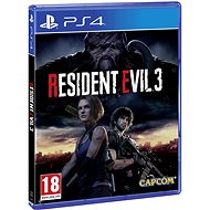Resident Evil 3 – PS4 - Hra na konzolu