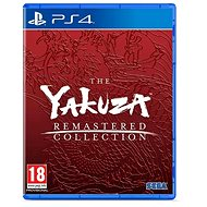 The Yakuza Remastered Collection – PS4 - Hra na konzolu