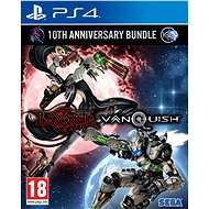 Bayonetta and Vanquish 10th Anniversary Bundle – PS4 - Hra na konzolu