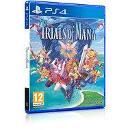 Trials of Mana – PS4 - Hra na konzolu