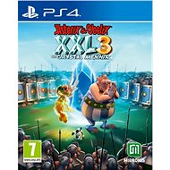 Asterix and Obelix XXL 3: The Crystal Menhir – PS4