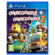 Overcooked! + Overcooked! 2 – Double Pack PS4