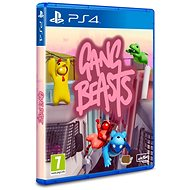 Gang Beasts – PS4 - Hra na konzolu