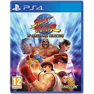 Street Fighter 30th Anniversary Collection – PS4 - Hra na konzolu