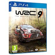 WRC 9 The Official Game – PS4 - Hra na konzolu