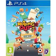 Moving Out – PS4 - Hra na konzolu