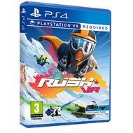 Rush – PS4 VR - Hra na konzolu