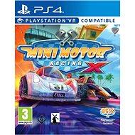 Mini Motor Racing X – PS4 VR - Hra na konzolu