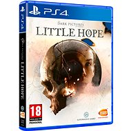 The Dark Pictures Anthology: Little Hope – PS4 - Hra na konzolu