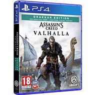 Assassins Creed Valhalla – Drakkar Edition – PS4 - Hra na konzolu