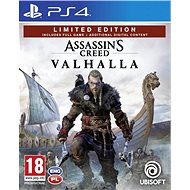 Assassins Creed Valhalla – Limited Edition – PS4 - Hra na konzolu