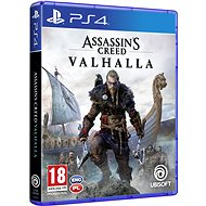 Assassins Creed Valhalla – PS4 - Hra na konzolu