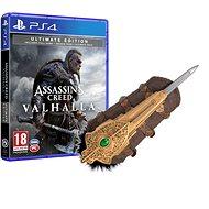Assassins Creed Valhalla – Ultimate Edition – PS4 + Eivors Hidden Blade - Hra na konzolu