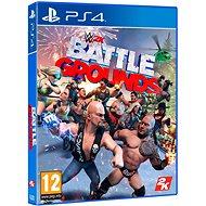 WWE 2K Battlegrounds - PS4 - Console Game