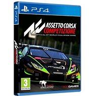 Assetto Corsa Competizione – PS4 - Hra na konzolu