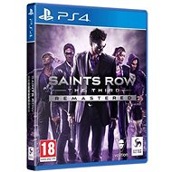 Saints Row: The Third – Remastered – PS4
