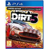 DiRT 5 – Limited Edition – PS4 - Hra na konzolu