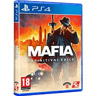 Mafia Definitive Edition – PS4 - Hra na konzolu