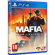 Mafia Definitive Edition - PS4 - Console Game