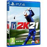 PGA Tour 2K21 – PS4 - Hra na konzolu