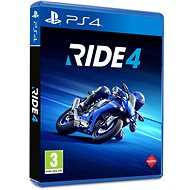 RIDE 4 – PS4 - Hra na konzolu