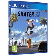Skater XL: The Ultimate Skateboarding Game – PS4 - Hra na konzolu