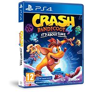 Crash Bandicoot 4: Its About Time – PS4 - Hra na konzolu