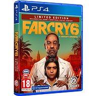 Hra na konzolu Far Cry 6: Limited Edition – PS4