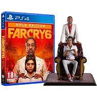 Far Cry 6: Gold Edition + Antón and Diego – figúrka – PS4 - Hra na konzolu