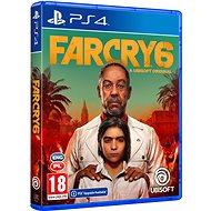 Hra na konzolu Far Cry 6 – PS4