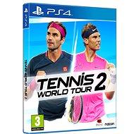 Tennis World Tour 2 – PS4 - Hra na konzolu