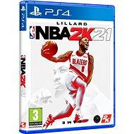 NBA 2K21 – PS4 - Hra na konzolu