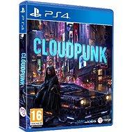 CloudPunk – PS4 - Hra na konzolu