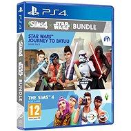 The Sims 4: Star Wars – Výprava na Batuu (Plná hra + rozšírenie) – PS4 - Hra na konzolu