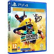 Riders Republic – Gold Edition – PS4 - Hra na konzolu