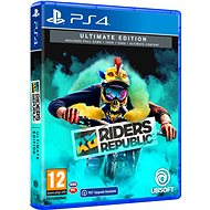 Riders Republic – Ultimate Edition – PS4 - Hra na konzolu