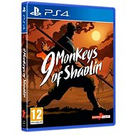 9 Monkeys of Shaolin – PS4 - Hra na konzolu