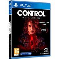 Control Ultimate Edition – PS4 - Hra na konzolu