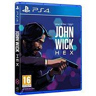 John Wick Hex - PS4 - Hra na konzolu