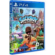 Sackboy A Big Adventure! – PS4 - Hra na konzolu