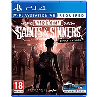 The Walking Dead: Saints and Sinners – Complete Edition – PS4 VR