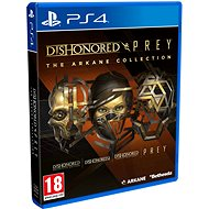 Dishonored and Prey: The Arkane Collection – PS4