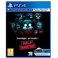 Five Nights at Freddys: Help Wanted – PS4